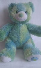 Adorable Rare Big 'Summer' Retired Seasons Build-a-Bear with Daisy on Nose 2007